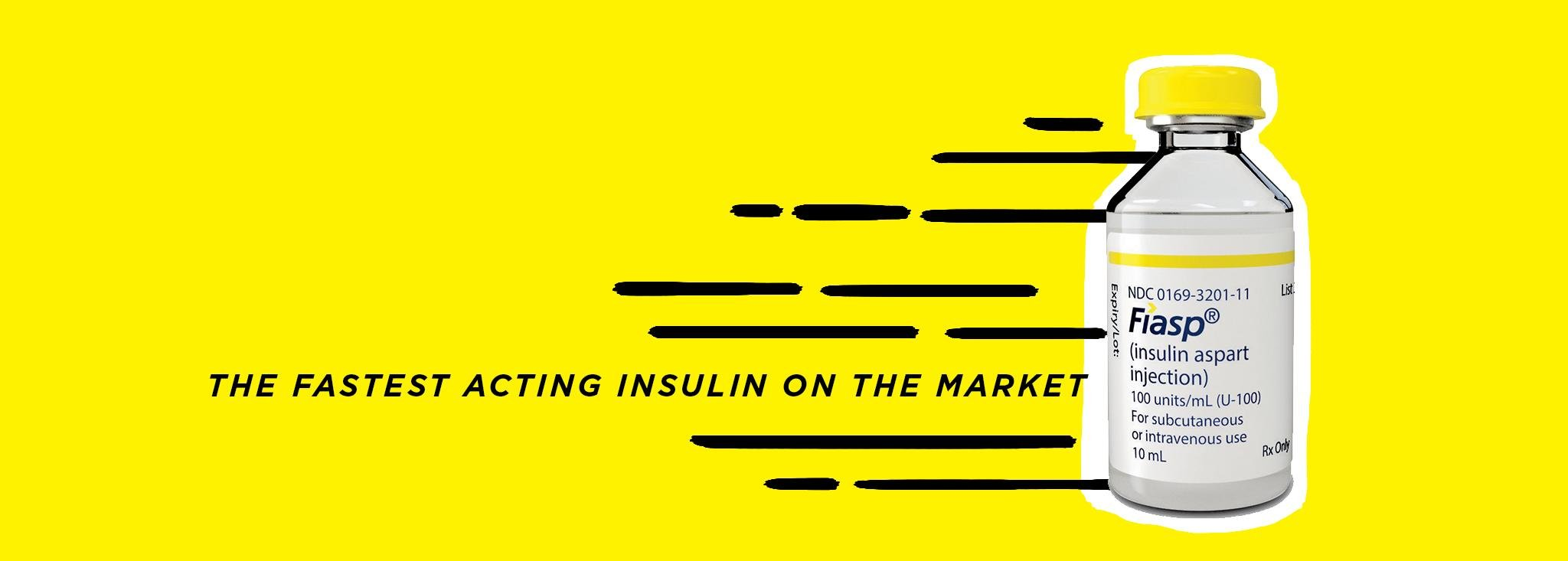 Fast-acting Insulin, Fiasp, Gets Fda Approval