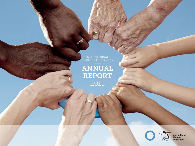 Idf Annual Report 2015 By International Diabetes Federation - Issuu