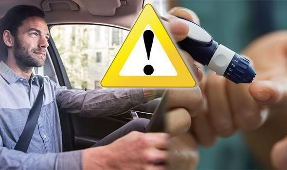 Diabetic Drivers Who Use Insulin Can Be Fined Up To £1000 If They Fail To Tell Dvla This