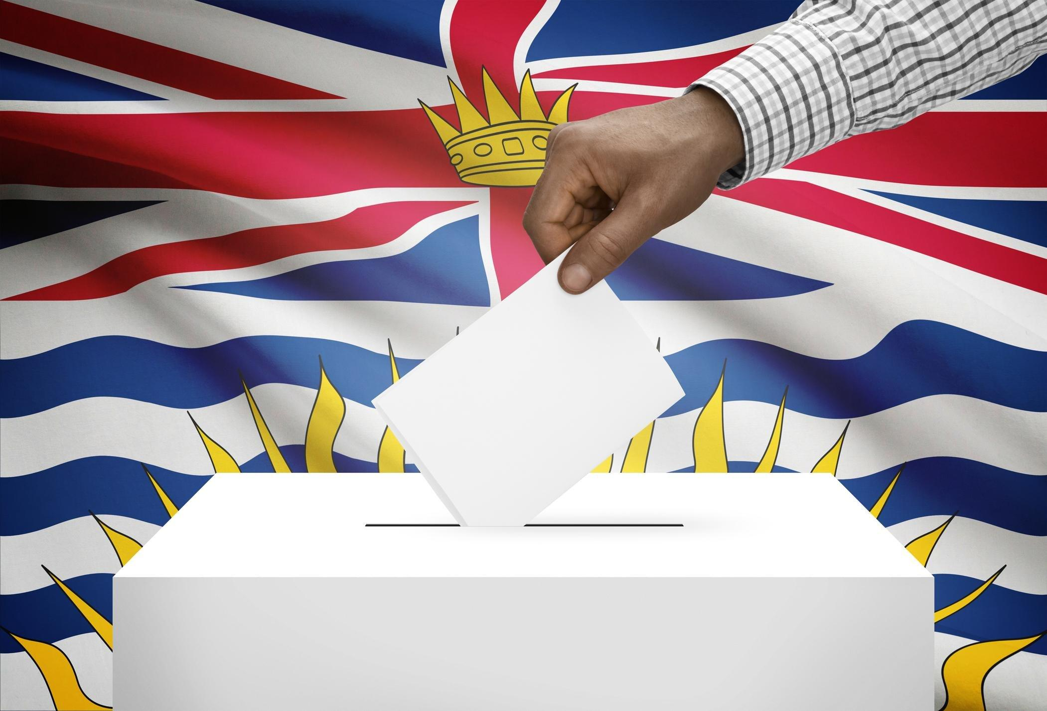 Vote Diabetes: British Columbia