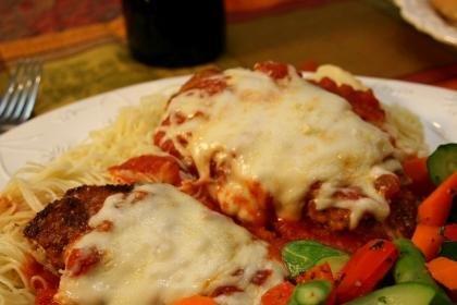 The Diabetic Skillet | Chicken Parmesan