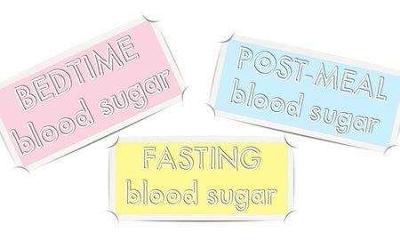 Bedtime Blood Sugar Goal
