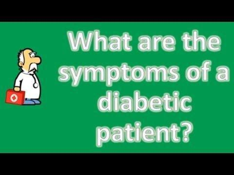 When To See A Doctor For Diabetes Symptoms