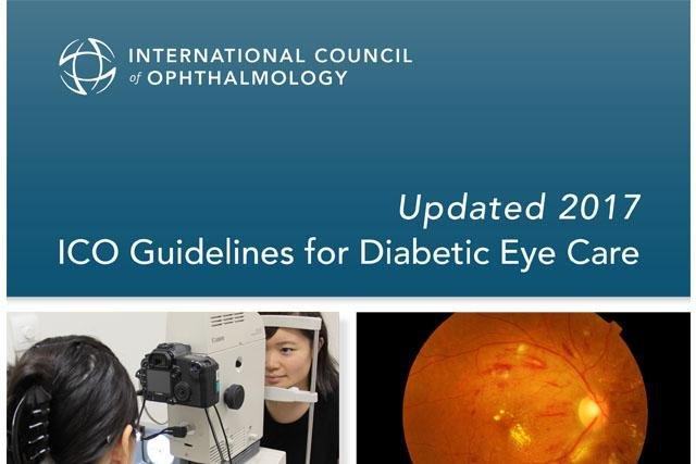 Guidelines For Diabetic Eye Care 2017