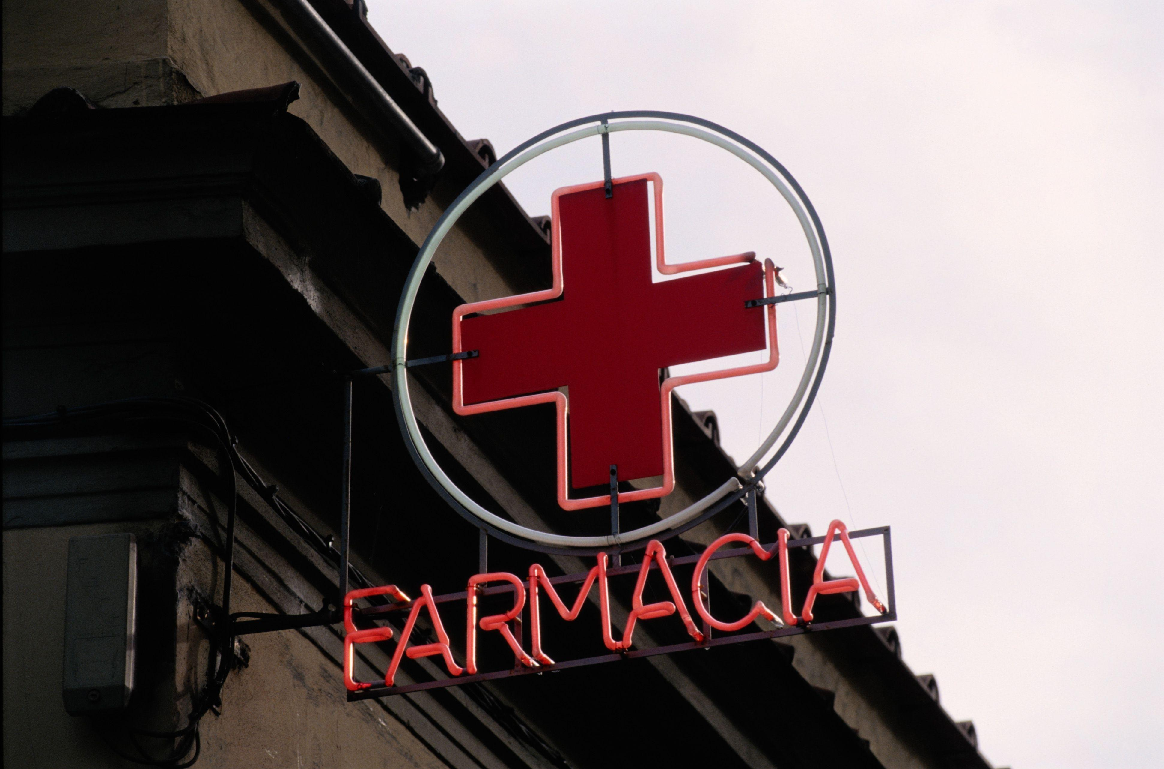 Italian Pharmacy Information For Tourists