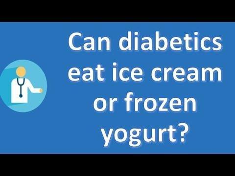 Can You Eat Ice Cream If You Are Diabetic?