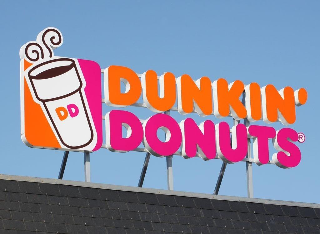 Low-sugar Donuts From The Dunkin Donuts Menu