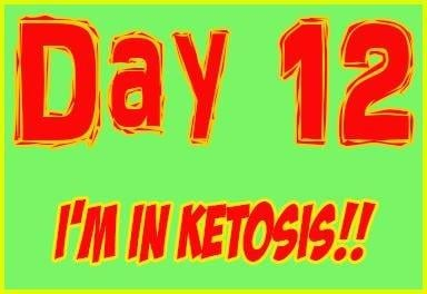 Day 12 – Nearly Two Weeks On A Ketogenic Diet