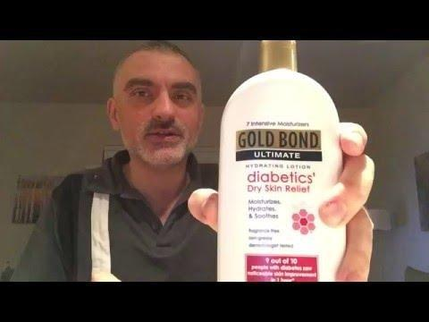 What Is The Best Lotion For Diabetic Dry Skin?