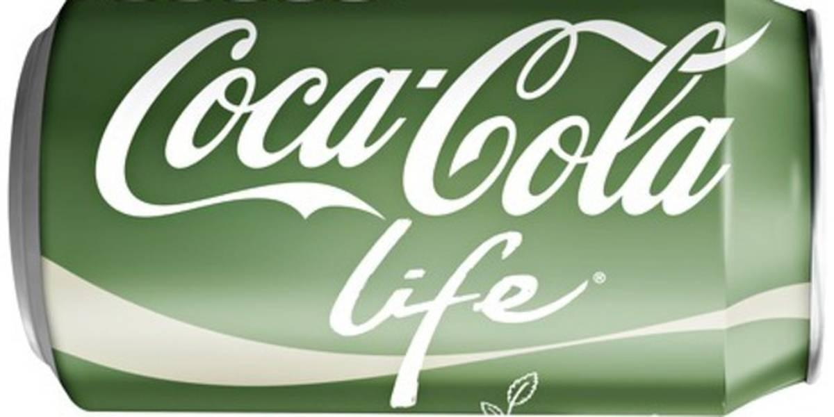 The Problem With New Green 'healthy' Coke - Expert