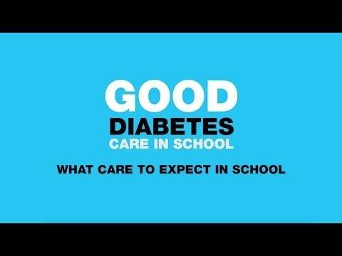 Care Of Children With Diabetes In The School And Day Care Setting