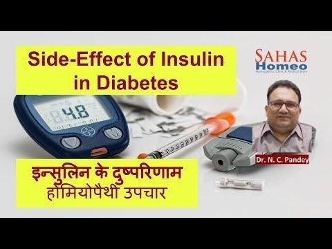 Insulin Lispro Side Effects