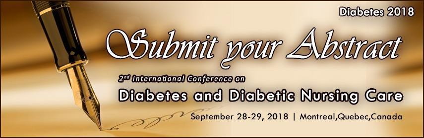 Diabetes Conference | Diabetes Conferences | Endocrinology Conferences | Diabetes Meetings | Diabetes Events | Medical | Cme | Usa | Europe | Global
