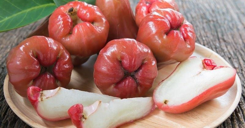Rose Apple Juice Detoxifies The Liver, Stops Diabetes, Prevents Breast And Prostate Cancer!