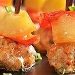Diabetic Meatballs With Sweet And Sassy Sauce