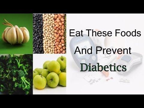Diabetes: Suitable Foods For Diabetics
