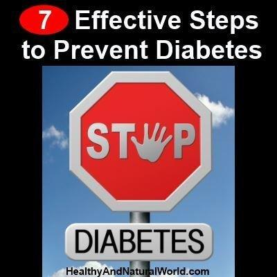 7 Effective Steps to Prevent Type 2 Diabetes