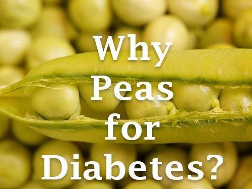 Are Peas Good For Diabetes?