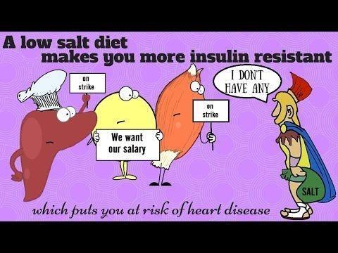 Does Salt Cause Diabetes