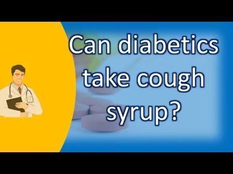 Dry Cough Medicine For Diabetics