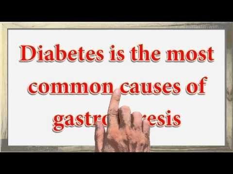 Diabetes Bowel Problems