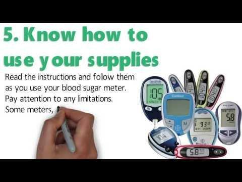 How Do You Test Blood Sugar At Home?