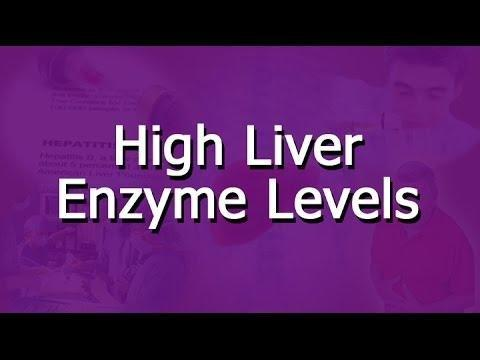 Elevated Liver Enzymes Diabetes Type 1