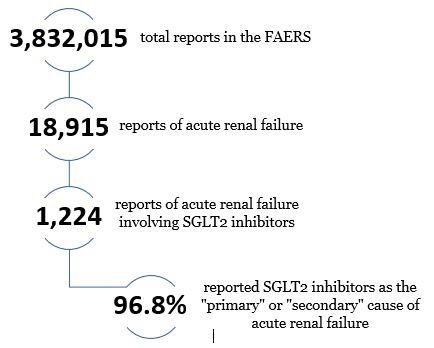 Sglt2 Inhibitors May Have An Increased Risk Of Acute Renal Failure (drug Safety Developments)