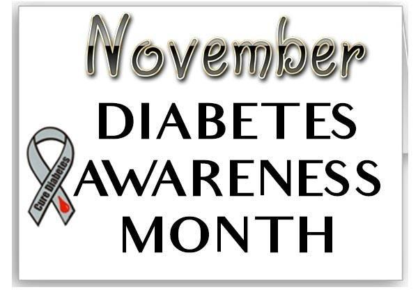 What Is Diabetes Awareness Month?