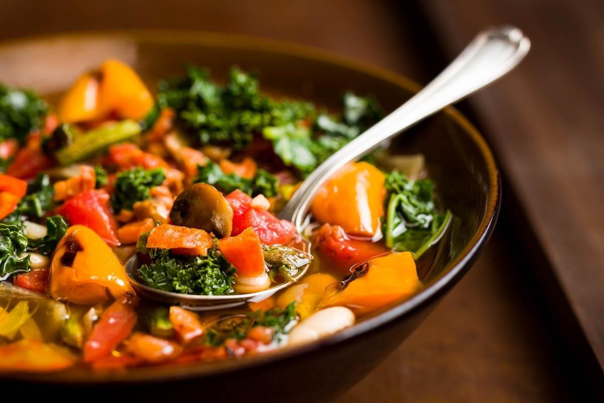 Diabetic Vegetable Soup