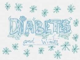 Winter Weather Affects Blood Sugar!