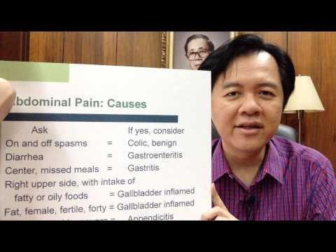Do Diabetes Cause Stomach Pain