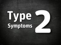 Early Type 2 Diabetes Symptoms