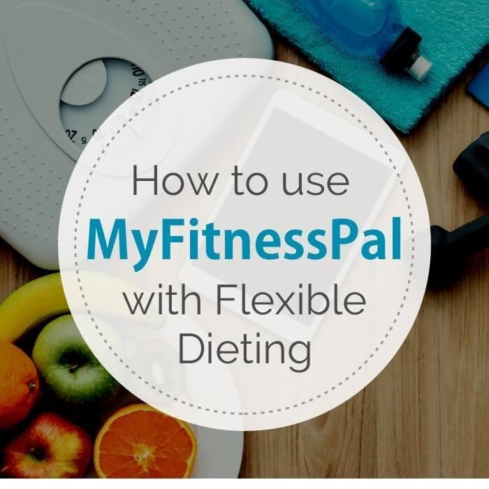 Using Flexible Dieting (iifym) With Myfitnesspal Tutorial