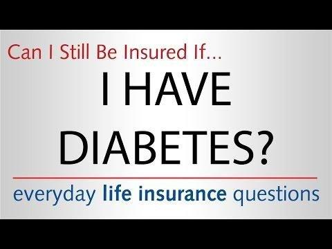 Whole Life Insurance For Diabetics
