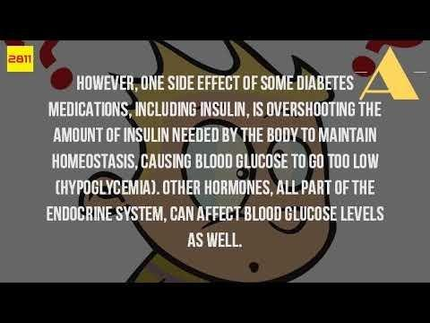 How Diabetes Affects The Endocrine System