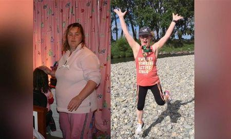 'If I can do it, anyone can': By following 5 steps, mom loses 79 pounds