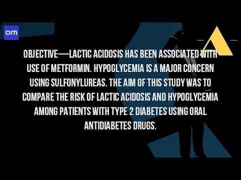 Metformin Contraindications