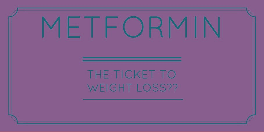 Metformin Slow Release Weight Loss