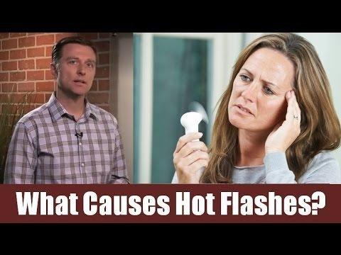 Hot Flushes: How To Cope