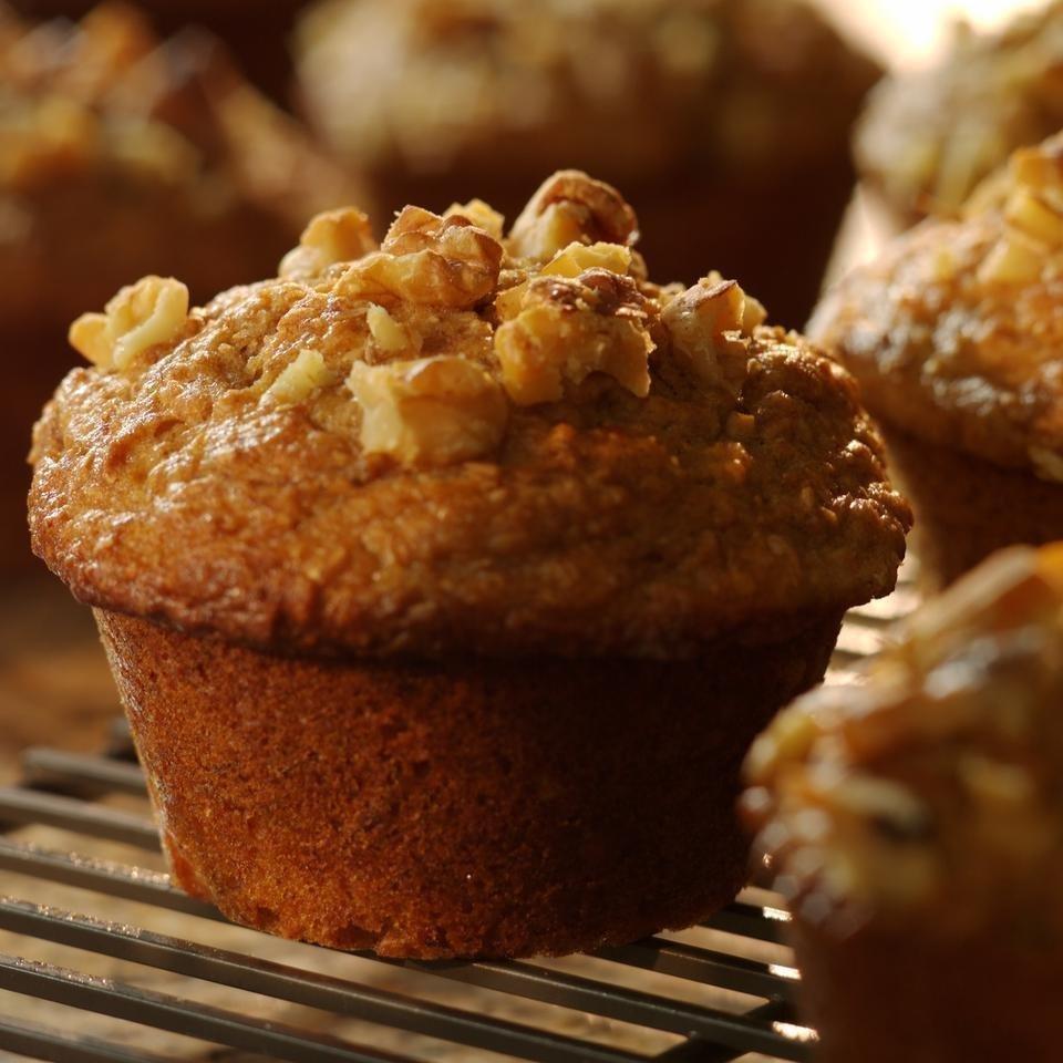 Banana-bran Muffins Recipe - Eatingwell