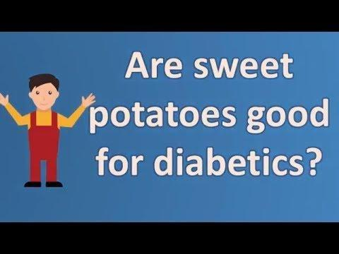 Are Yams And Sweet Potatoes Good For Diabetics?