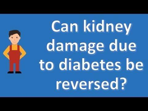 Why Is Diabetes The Leading Cause Of Kidney Failure?