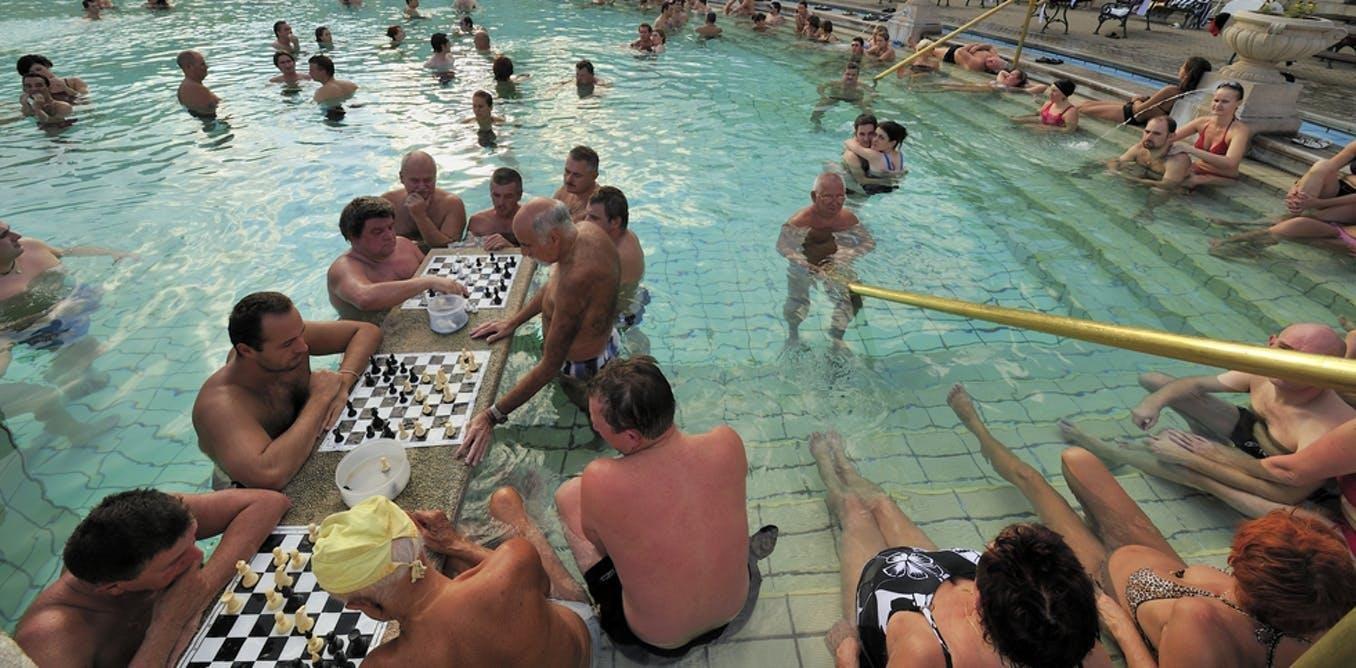 A Hot Bath Has Benefits Similar Toexercise