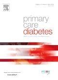 Most Cited Primary Care Diabetes Articles