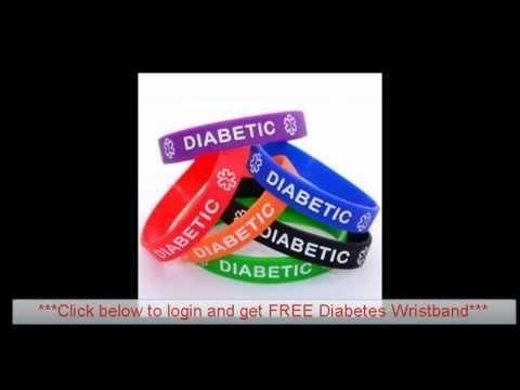 Free Medical Bracelets Diabetes