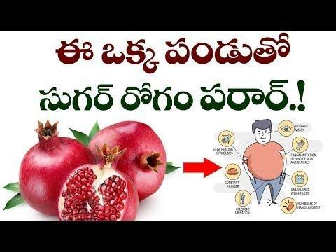 Pomegranate And Type 2 Diabetes.