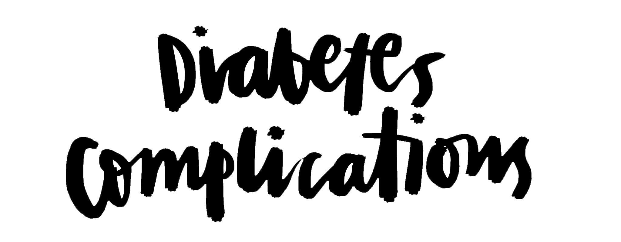 What Complications Can Develop From Having Diabetes?
