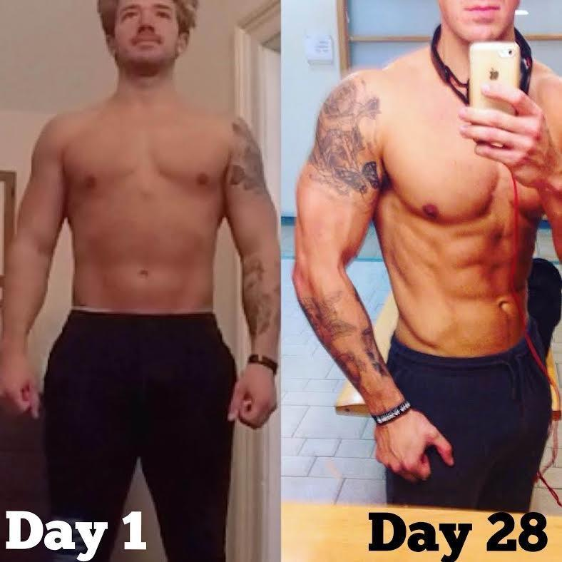 How I Lost 16lbs In 1 Month By Doing The 28 Day Keto Challenge…