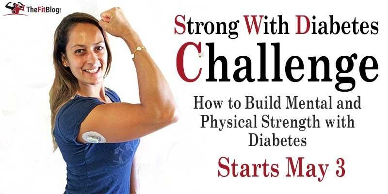 Thefitblog - Strong With Diabetes Challenge